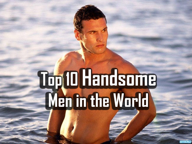 Handsome Men in the World