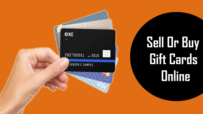 sell gift cards online