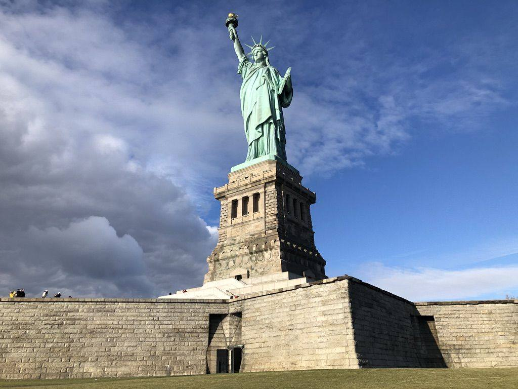 Statue of Liberty Has French Origins